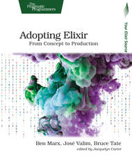 Programming Elixir cover