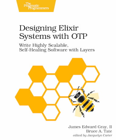 Designing Elixir Systems with OTP cover