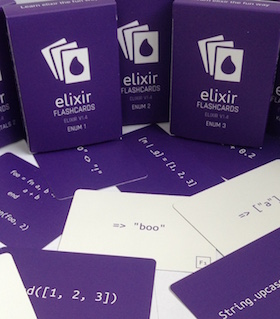 Elixir Flashcards