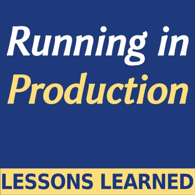 Running in Production Podcast